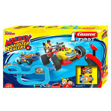 Circuito Eléctrico carrera First de Mickey Mouse