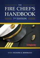 Fire Chief's Handbook, Hardcover by Marinucci, Richard A. (EDT), Brand New, F...