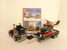 1990 Lego Model Team #5590 Whirl N Wheel Super Truck Building Set Complete Parts