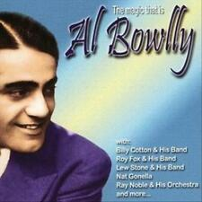 AL BOWLLY - THE MAGIC THAT IS NEW CD