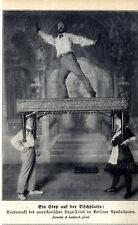 Hacemos danza sobre la placa de mesa us-Vega-Trio en el berliner apollotheater de 1912