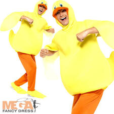 Duck Costume With Bodysuit Trousers Stag Do Hen Night Party Fancy Dress Outfit