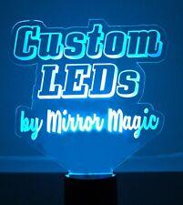 Custom LED Light - Custom Logo - Business Logo - 16 Color LED Night Light