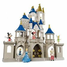 Cinderella Castle Play Set - Walt Disney World ACCESSORIES INCLUDED NEW IN BOX