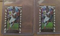 2x 2020 Panini Legacy Football Julio Jones Bronze Mini Cards #73 & #42 /100