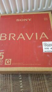 Sony bravia 15inch LCD TV