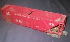 Lionel Lehigh Valley Maroon #643625 Quad Hopper