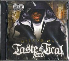 Taste of Tical Zero Vol. 3 Method Man Rap BRAND NEW (CD )