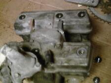 1986 Suzuki GV 1400 GD Cavelcade engine front cylinder head rocker arms valves