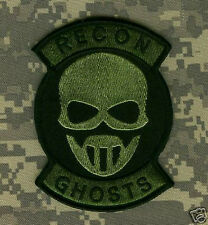 USMC FORCE RECON TALL GRASS SNIPER ODA SHOULDER vel©®Ø PATCH: GRAW GHOST RECON