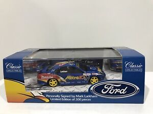 1:43 SIGNATURE SERIES SIGNED BY MARK LARKHAM LIMITED EDITION
