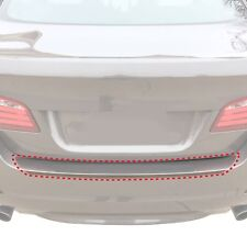 2011-2016 BMW 5 Series 520i & More 1pc Rear Bumper PPF Scratch Guard Exact Fit