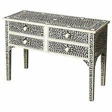 Handmade Bone Inlay Console Beautiful Home Decor Furniture Table