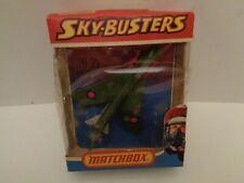 Vintage Matchbox Sky-Busters SB -21 Lightning von 1977 Made in England