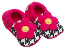 Infant Booties - Canterbury Flower