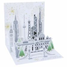 Pop-Up Christmas Card Trearures by Popshots Studios - Global New Year