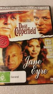 DAVID COPPERFIELD & JANE EYRE DOUBLE FEATURE NEW SEALED REGION ALL