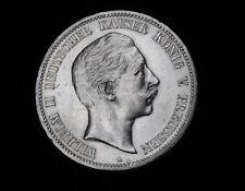 5 Mark Preussen Wilhelm II. 1902 A Silber Kaiserreich