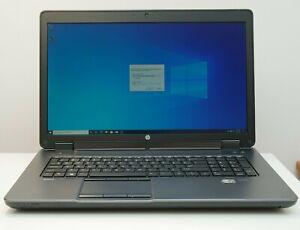 "HP ZBook 17 G2 17.3"" i7 4940MX/Quadro K5100M/32GB/512GB SSD Mobile Workstation"