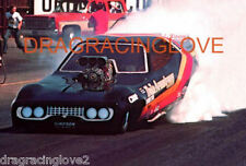 """""""AA"""" Dale Armstrong """"Alcoholic"""" Plymouth Satallite """"BB"""" Alcohol Funny Car PHOTO!"""