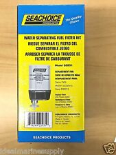 Seachoice 20931 Fuel Water Separating Filter Kit Boat Outboards Inboards w/Bowl.