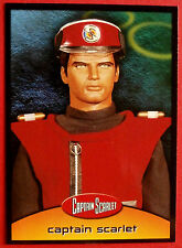 CAPTAIN SCARLET - Card #19 - Captain Scarlet - Cards Inc. 2001