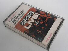 DALY WILSON BIG BAND - LIVE AT THE CELLBLOCK - 1970 Funky OZ Cassette