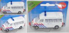 Siku Super 0806 00300 NL Mercedes-Benz Sprinter Police Van POLITIE Niederlande
