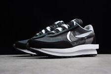 Sacai x Nike LVD Waffle Black/Grey/White