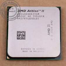 AMD Athlon II X2 240e - 2.8 GHz (AD240EHDK23GM) AM3 AM2+ CPU Processor 2000 MHz