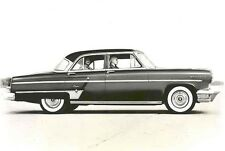 1954 Lincoln Capri ORIGINAL Factory Photo Canada ac5890-G87ARO