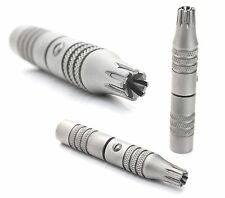 Nose & Ear Hair Trimmer No Batteries Required. Perfect for Both Men & Women.