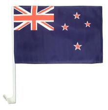 """12x18 Wholesale Lot 12 New Zealand Country Car Vehicle 12""""x18"""" Flag"""