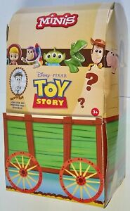 Toy Story Minis Andy's Toy Chest Box 36 Blind Bags Mattel