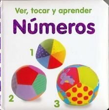 VER, TOCAR Y APRENDER N·MEROS/ BABY TOUCH AND FEEL NUMBERS