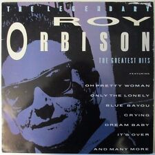 Roy Orbison-The Legendary Roy Orbison-Telstar-STAR 2330-Vinyl-Lp-Record-1980s