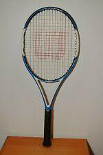 Wilson nCode nFury Hybrid Oversized Tennis Racket 4 1/4