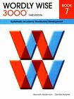 Wordly Wise 3000 Grade 7 Student Book (3rd Edition) - FREE SHIPPING ! ! !