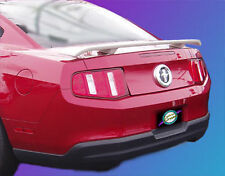 PAINTED FORD MUSTANG CUSTOM STYLE SPOILER 2010-2014