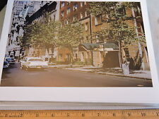 1961 50 Park Ave. Murray Hill Chrysler Imperial NYC New York City Color Photo