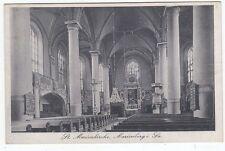 Zwischenkriegszeit (1918-39) Normalformat Ansichtskarten aus Sachsen für Dom & Kirche