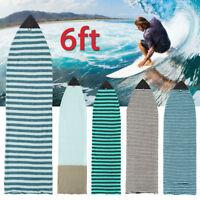 For 6'' Surf board Longboard Funboard Socks Cover  Storage Bag Protective Case