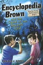 NEW - Encyclopedia Brown and the Case of the Secret UFOs
