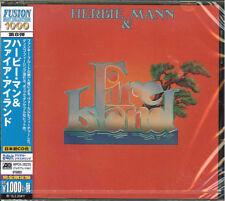 HERBIE MANN-HERBIE MANN AND FIRE ISLAND-JAPAN CD Ltd/Ed B63