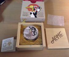 2 oz. Fine Silver Coloured Coin – Looney Tunes™ Classic Scenes: Birds Anonymous