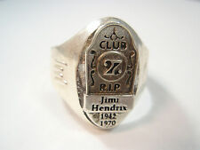 Sterling Silver 925 Forever  27 Club Ring from rare set