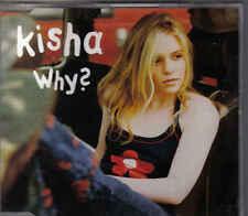 Kisha-Why cd maxi single