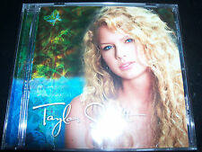 Taylor Swift Self Titled (Australia) CD  - New