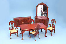 Dolls House Furniture   Dining Room Items  Jiayi 8116