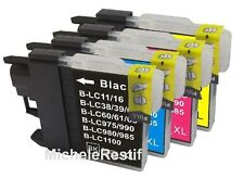 4+12 compatible Brother MFC 425CN MFC 5440CN MFC 5840CN MFC610CLWN MFC 615CL